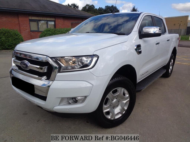 a3c3e7331d Used 2017 FORD RANGER AUCTION GRADE 4.5 MANUAL DIESEL for Sale ...