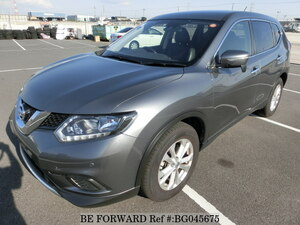 Used 2017 NISSAN X-TRAIL BG045675 for Sale