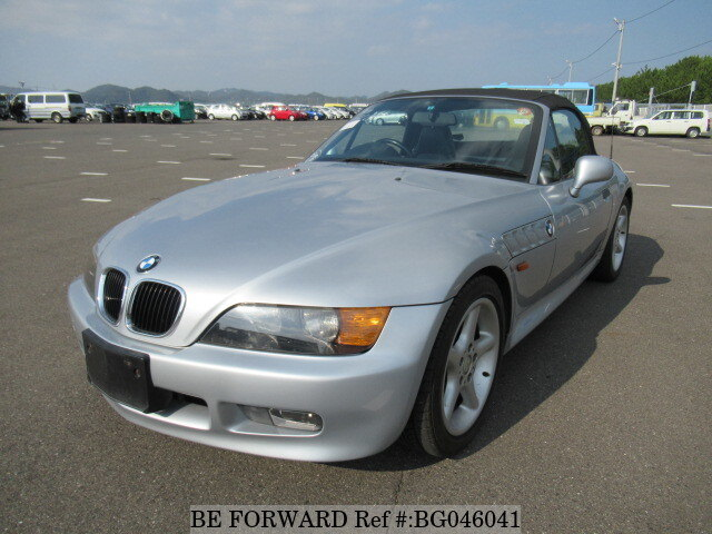 Used 1998 Bmw Z3 Road Stare Ch19 For Sale Bg046041 Be Forward