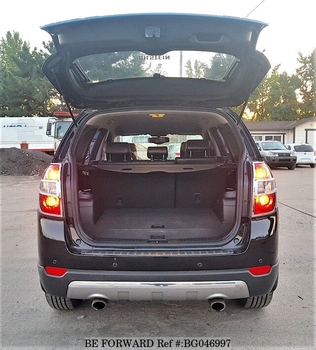 Used Chevrolet Captiva: Used 2007 CHEVROLET CAPTIVA LTZ+MONITOR+LEATHER+BSENSORS