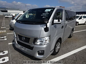 Used 2013 NISSAN CARAVAN VAN BG045961 for Sale