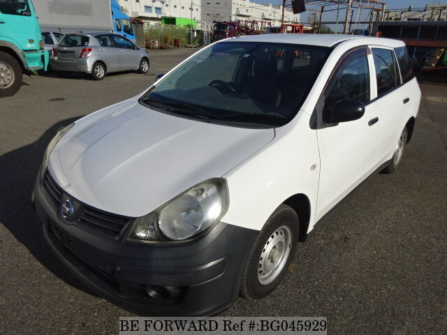 Used 2008 Nissan Ad Van Bg045929 For