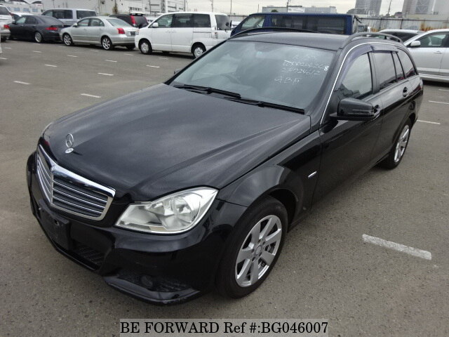 Used 2011 MERCEDES-BENZ C-CLASS BG046007 for Sale
