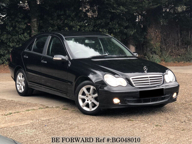 used 2005 mercedes benz c class for sale bg048010 be forward. Black Bedroom Furniture Sets. Home Design Ideas