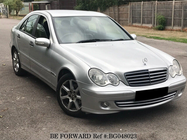 used 2005 mercedes benz c class for sale bg048023 be forward. Black Bedroom Furniture Sets. Home Design Ideas