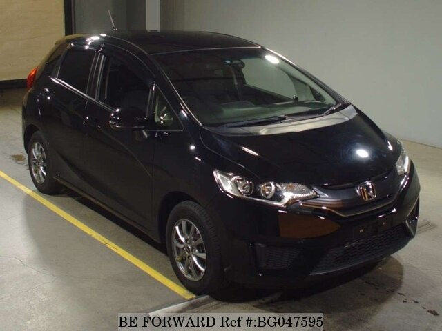 Used 2014 HONDA FIT BG047595 For Sale