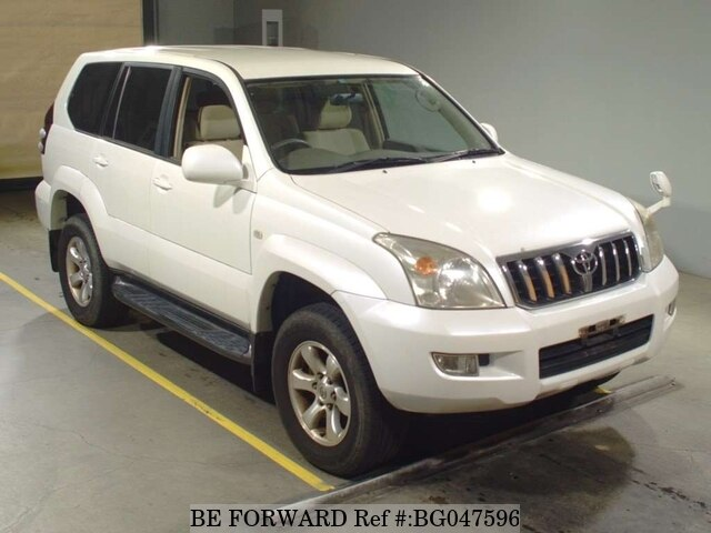 About This 2003 TOYOTA Land Cruiser Prado (Price:$7,824)