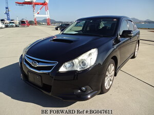 Used 2010 SUBARU LEGACY B4 BG047611 for Sale