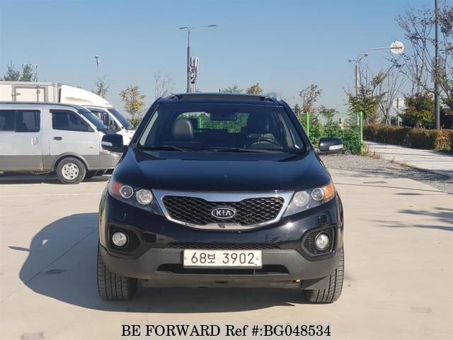 Used 2011 KIA SORENTO BG048534 For Sale
