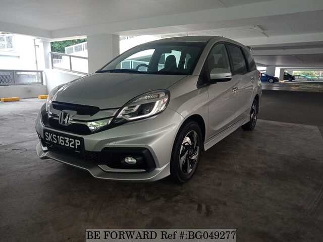 Used 2015 Honda Mobilio For Sale Bg049277 Be Forward
