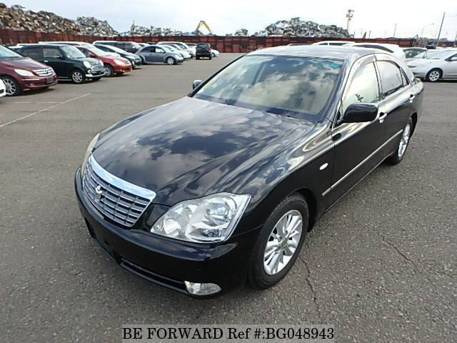 Used 2007 TOYOTA CROWN BG048943 for Sale