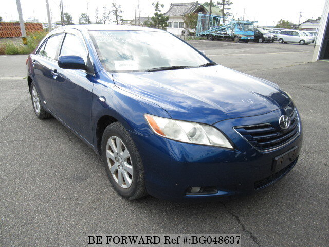 used 2006 toyota camry g limited edition dba acv40 for sale bg048637 be forward. Black Bedroom Furniture Sets. Home Design Ideas
