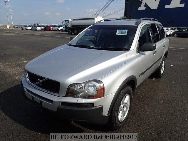 Used 2004 Volvo Xc90 2 5t La Cb5254aw For Sale Bg048917 Be Forward