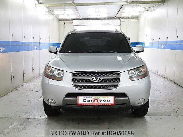 Used 2007 HYUNDAI SANTA FE BG050688 For Sale