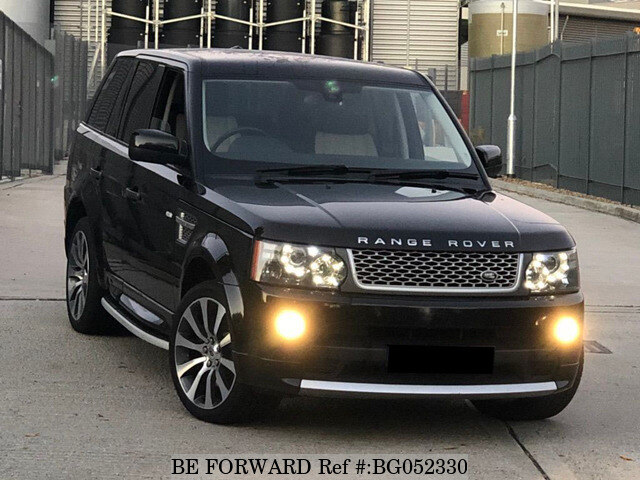 2010 land rover range rover sport auction grade 4 5 auto. Black Bedroom Furniture Sets. Home Design Ideas