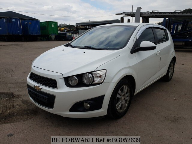 Used 2013 Chevrolet Aveo Ls At For Sale Bg052639 Be Forward