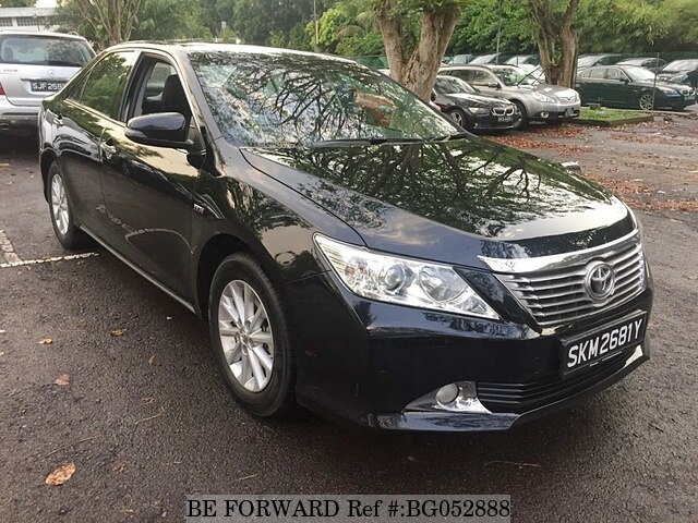 Used 2014 TOYOTA CAMRY BG052888 For Sale
