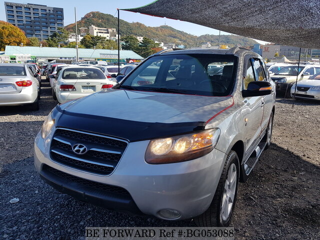 Used 2007 HYUNDAI SANTA FE BG053088 For Sale