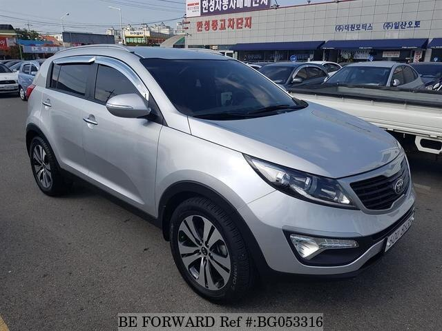 Used 2013 KIA SPORTAGE BG053316 For Sale