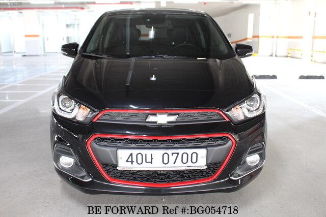 Used 2016 Daewoo Matiz Spark Ltz For Sale Bg054718 Be Forward