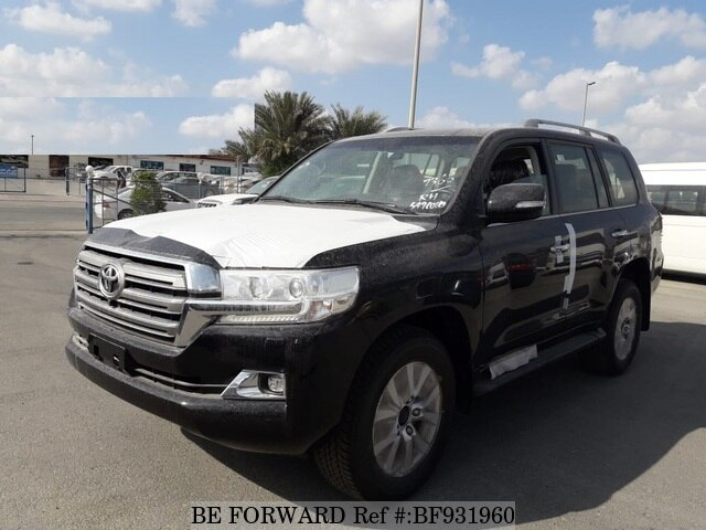 Used 2018 Toyota Land Cruiser V8 D For Sale Bf931960 Be Forward