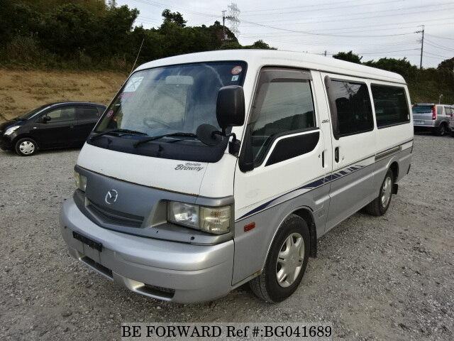 Used 2006 MAZDA BONGO BRAWNY VAN/KR-SKFHM for Sale ...
