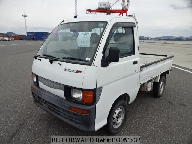 Used 1996 DAIHATSU HIJET TRUCK BG051232 for Sale