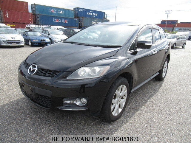 used 2007 mazda cx 7 utility package cba er3p for sale bg051870 be