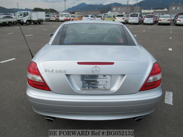 Used 2004 MERCEDES-BENZ SLK SLK350/CBA-171456 for Sale