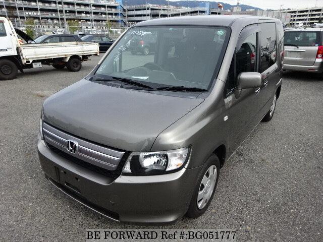 Used 2007 Honda Mobilio Spike W Dba Gk1 For Sale Bg051777 Be Forward