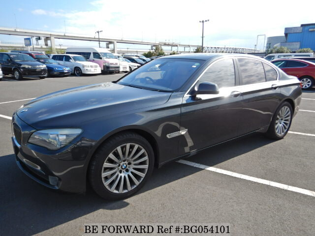 Used 2009 BMW 7 SERIES BG054101 for Sale