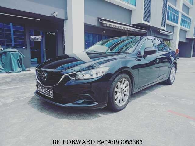 2014 Mazda 6 For Sale >> Used 2014 Mazda Mazda6 For Sale Bg055365 Be Forward