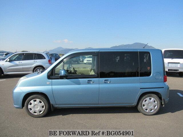 Used 2006 HONDA MOBILIO A/DBA-GB1 for Sale BG054901 - BE FORWARD