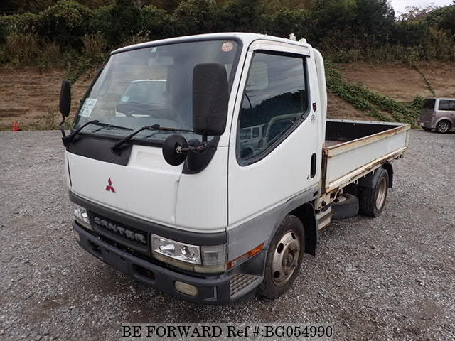 Used 2001 MITSUBISHI CANTER BG054990 for Sale