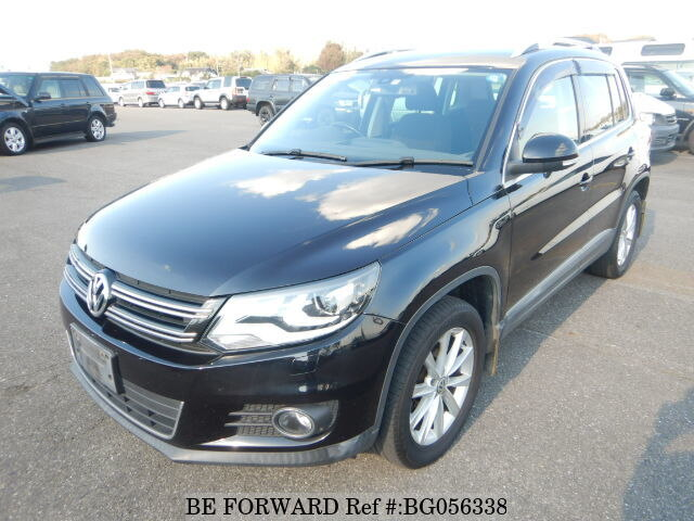 Used 2014 VOLKSWAGEN TIGUAN BG056338 for Sale