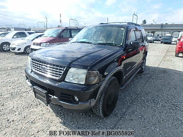 Used 2005 FORD EXPLORER BG055826 for Sale