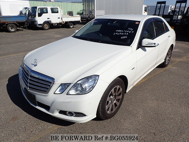 Used 2009 MERCEDES-BENZ E-CLASS BG055924 for Sale