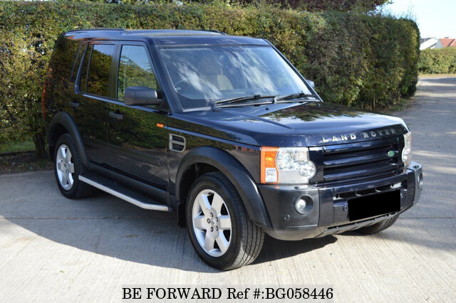 Land Rover Discovery >> Used 2005 Land Rover Discovery 3 Auction Grade 4 0 Auto Diesel For