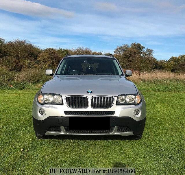 Used 2007 BMW X3 For Sale BG058460