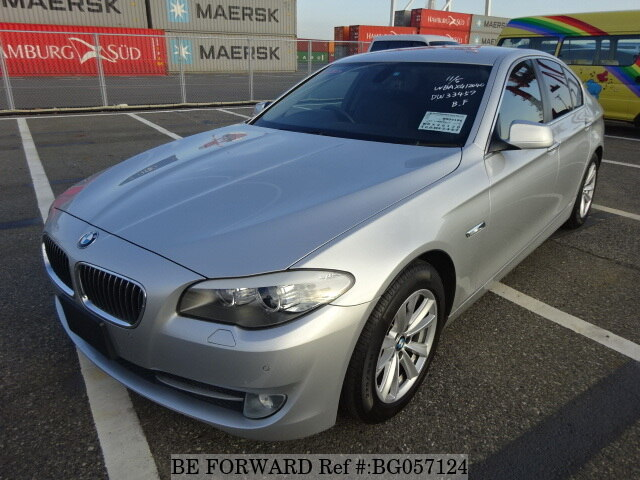 Used 2011 BMW 5 SERIES BG057124 for Sale