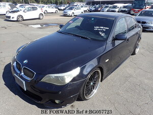 Used 2006 BMW 5 SERIES BG057723 for Sale