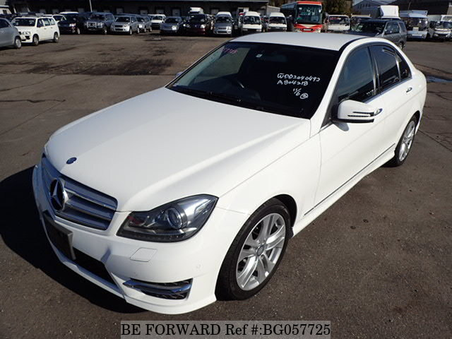 Used 2012 MERCEDES-BENZ C-CLASS BG057725 for Sale