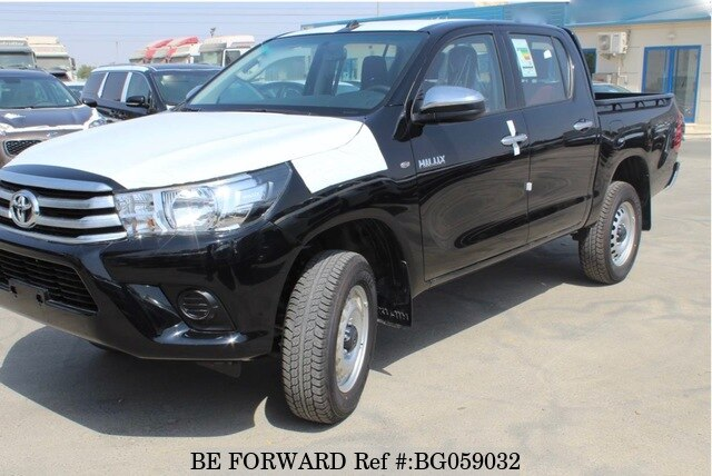 used 2018 toyota hilux for sale bg059032 be forward
