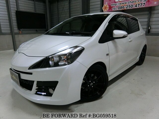 Used 2015 TOYOTA VITZ 1 5 RS Gs SMART PACKAGE/DBA-NCP131 for Sale