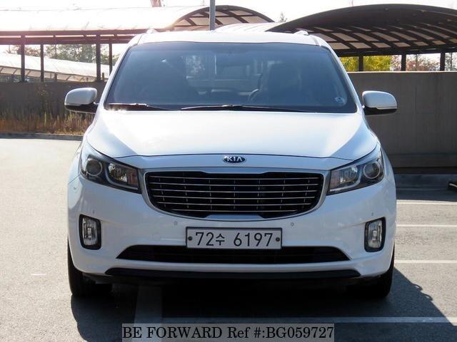 Used 2015 Kia Carnival For Sale Bg059727 Be Forward