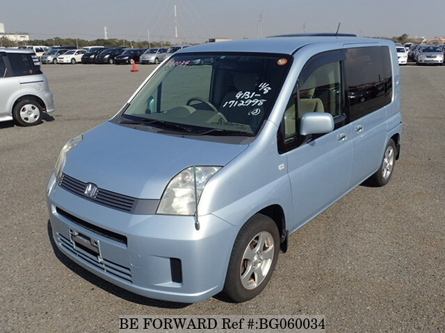 Used 2007 HONDA MOBILIO/DBA-GB1 for Sale BG060034 - BE FORWARD