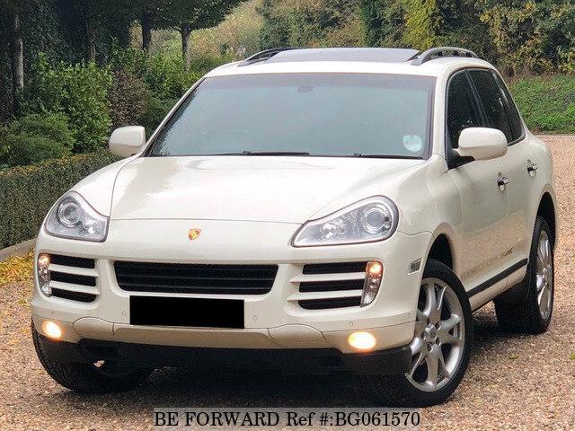 used 2009 porsche cayenne auction grade 4 5 auto diesel for sale bg061570 be forward. Black Bedroom Furniture Sets. Home Design Ideas