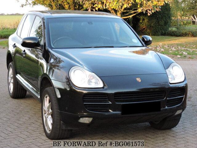 Used 2006 Porsche Cayenne Auction Grade 4 0 Auto Petrol For Sale