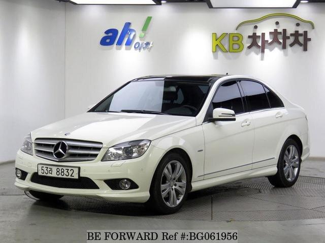 Mercedes c 2010
