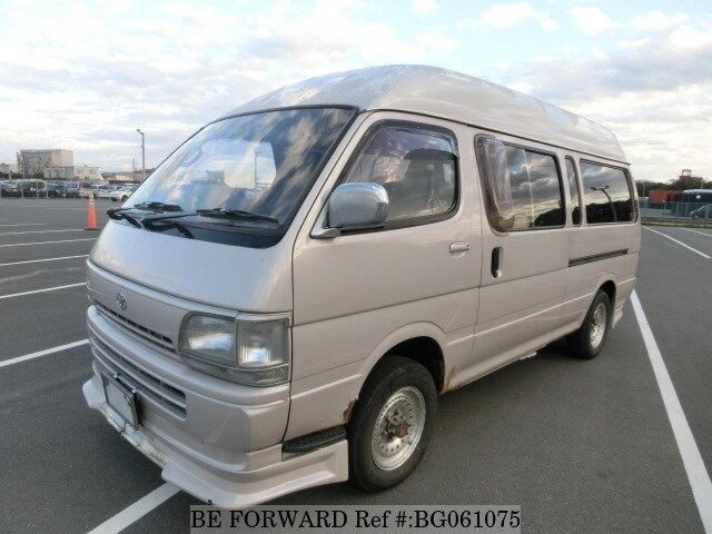 8384df831f3186 Used 1994 TOYOTA HIACE VAN SUPER LONG DX U-LH129V for Sale BG061075 ...
